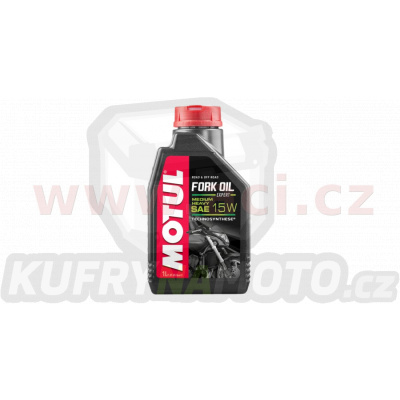 MOTUL FORK OIL Expert Medium/Heavy 15W 1 l