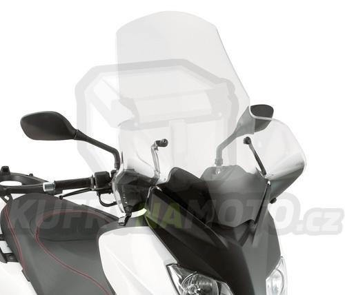 Montážní sada – držák pro plexisklo Kappa MBK Skycruiser 125 2010 – 2012 K1768-D446KIT