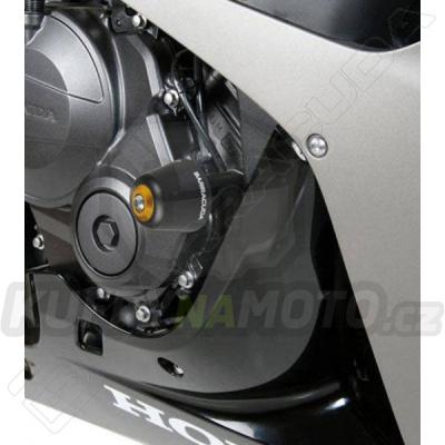 DOPLŇEK PADACÍCH PROTEKTORŮ ČERVENÝ Barracuda Honda CBR 600 RR 2007 - 2012