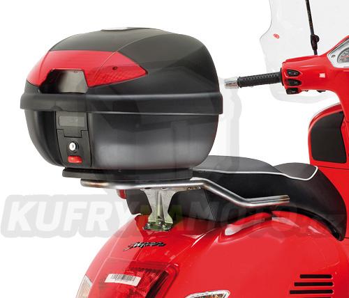 Montážní sada – nosič kufru držák Kappa Piaggio Vespa GTS 300 Super 2008 – 2017 K660-KR131