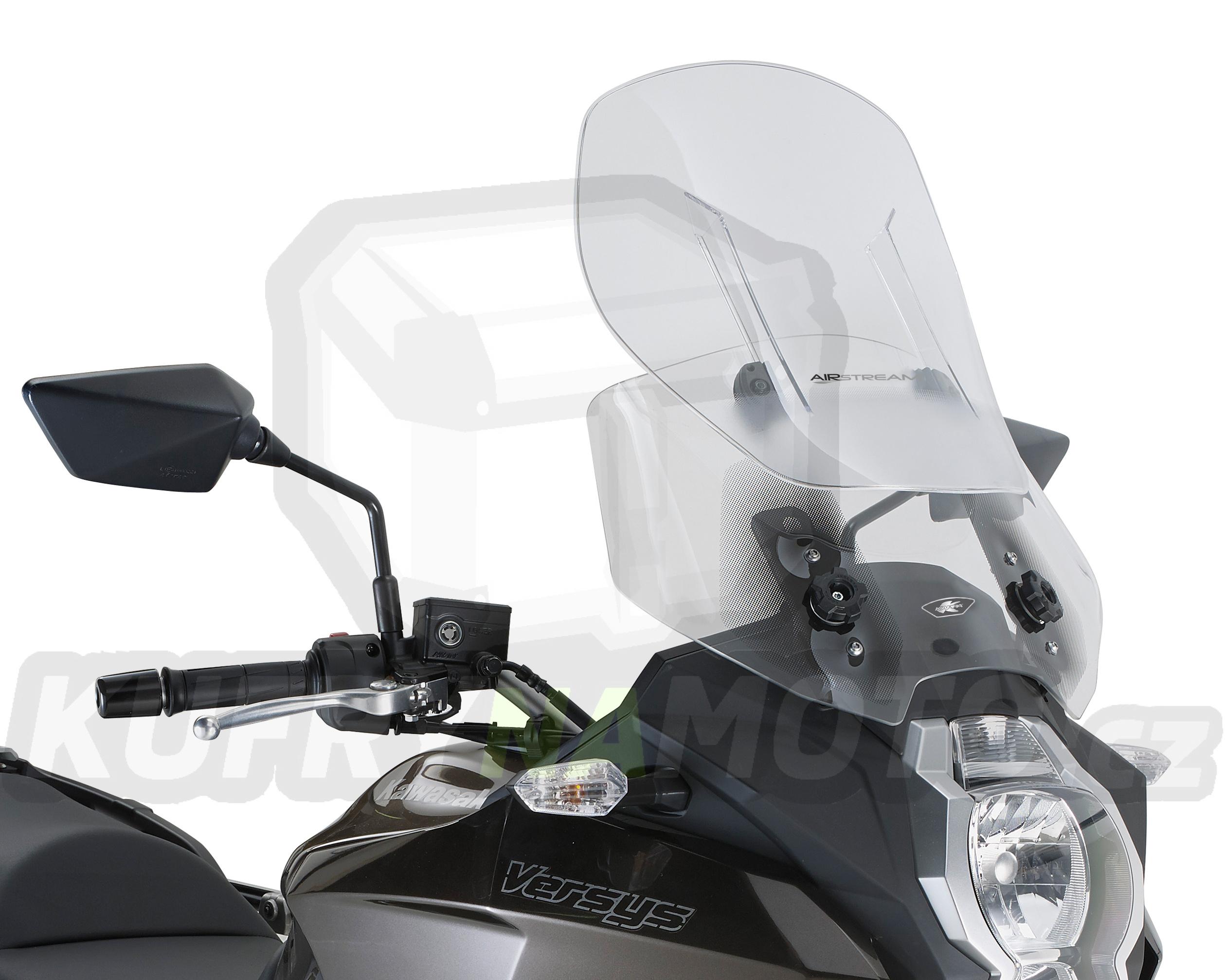 Plexisklo Kappa Kawasaki Versys 1000 2015 – 2016 K1510-KAF4105