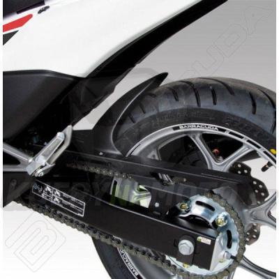 ZADNÍ BLATNÍK a KRYT ŘETĚZU Barracuda Honda Integra 700 2012 - 2015