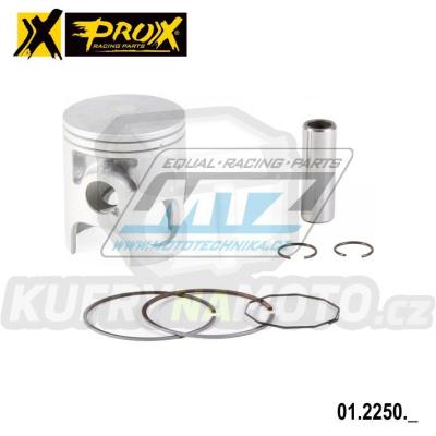 Píst Yamaha DT125LC + RD125 + Honda MTX125 + Gilera125 - pro vrtání 57,50mm
