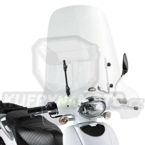 Plexisklo Kappa Aprilia Scarabeo 100 2009 – 2013 K2434-153A