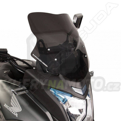 Plexisklo štít Barracuda Honda CB 500 X 2014 - 2015