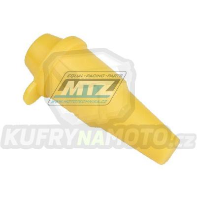 Kryt na svíčku MTZ - žlutý