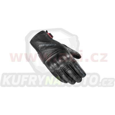 rukavice RANGER LT, SPIDI (černá/šedá)