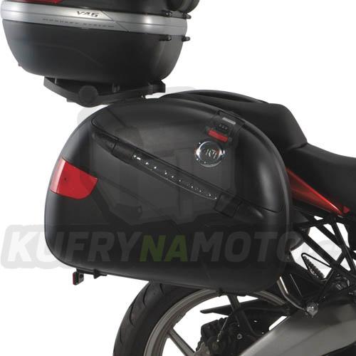 Montážní sada držák – nosič kufru bočních Kappa Kawasaki Versys 650 2006 – 2009 K1039-KL447