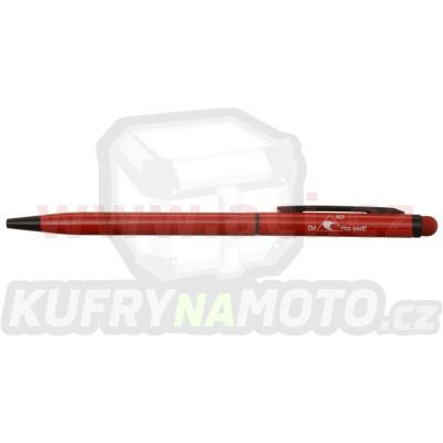 Propiska se stylusem pro dotykový displej, červená s logem ACI (v krabici je 50 ks)