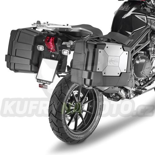 Montážní sada držák – nosič kufru bočních Kappa Triumph Tiger Explorer 1200 2012 – 2015 K993-KLR6403