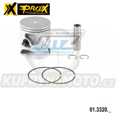 Píst Suzuki RM250 / 00-02 - rozměr 66,36mm
