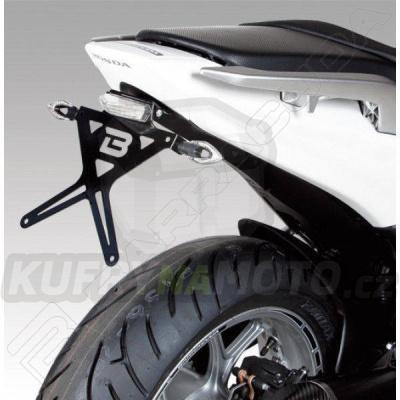 KIT a SKLOPNÝ DRŽÁK SPZ Barracuda Honda Integra 700 2012 - 2015