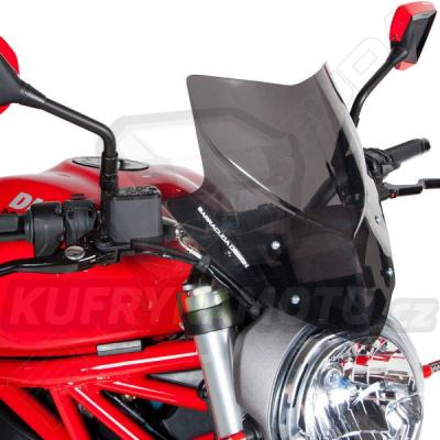 Plexisklo štít AEROSPORT Barracuda Ducati Monster 821 všechny r.v.