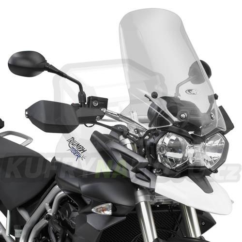 Plexisklo Kappa Triumph Tiger 800 XC 2011 – 2017 K2235-6401DT