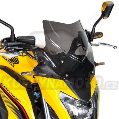 Plexisklo štít AEROSPORT Barracuda Honda CB 650 F 2015 – 2016