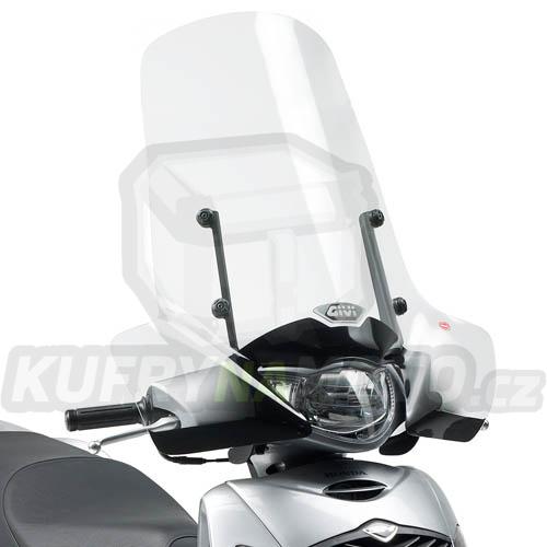 Plexisklo Kappa Honda SH 150 i 2009 – 2012 K2319-311A