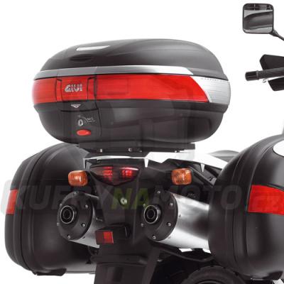 Kit pro montážní sada – nosič kufru Kappa Kawasaki KLV 1000 2004 – 2009 K1590-K528M
