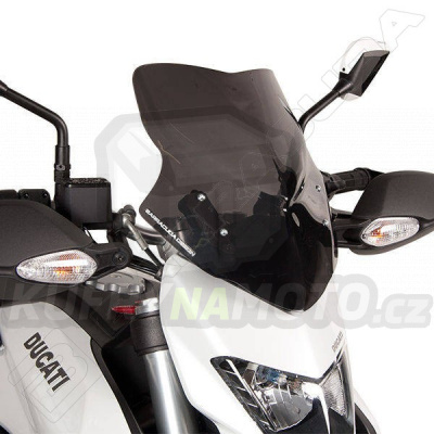 Plexisklo štít AEROSPORT Barracuda Ducati Hypermotard 821 všechny r.v.