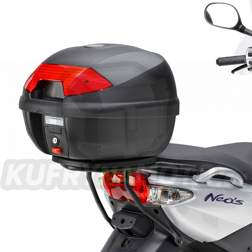 Montážní sada – nosič kufru držák Kappa MBK Ovetto 50 2008 – 2014 K513-KR366