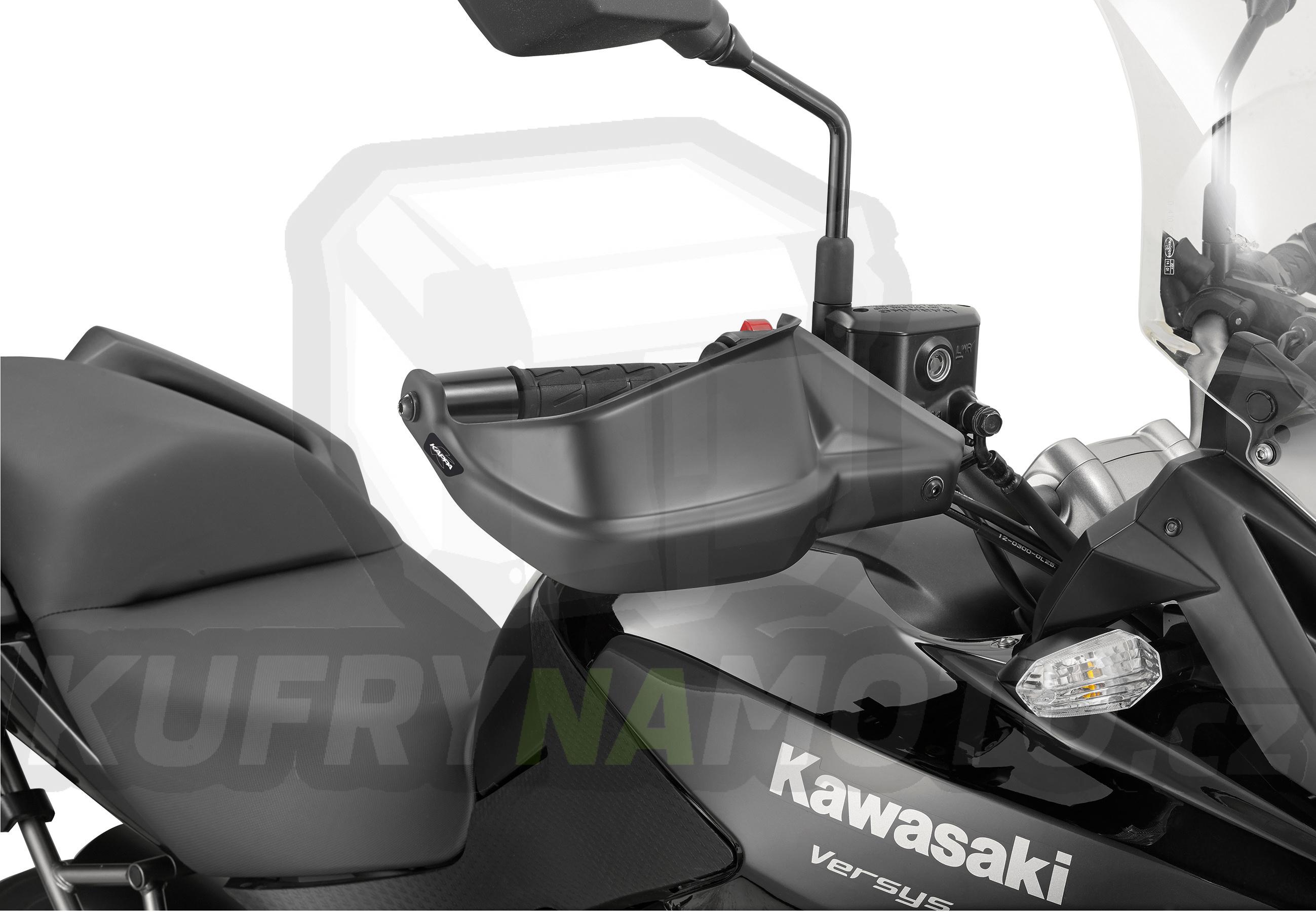 Kryty rukou blastry Kappa Kawasaki Versys 650 2010 – 2014 K1104-KHP4103