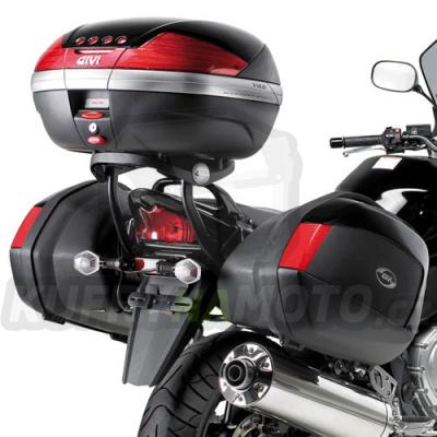 Montážní sada držák – nosič kufru bočních Kappa Suzuki GSF 650 Bandit S 2007 – 2011 K924-KLX539