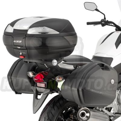 Montážní sada držák – nosič kufru bočních Kappa Honda NC 700 S 2012 – 2013 K971-KLX1111