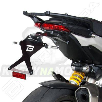 SKLOPNÝ DRŽÁK SPZ Barracuda Ducati Hypermotard 821 všechny r.v.