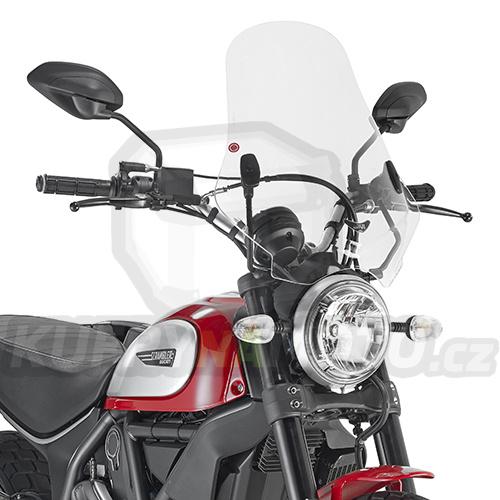 Montážní sada – držák pro plexisklo Kappa Ducati Scrambler 800 2015 – 2017 K2024-A7407A