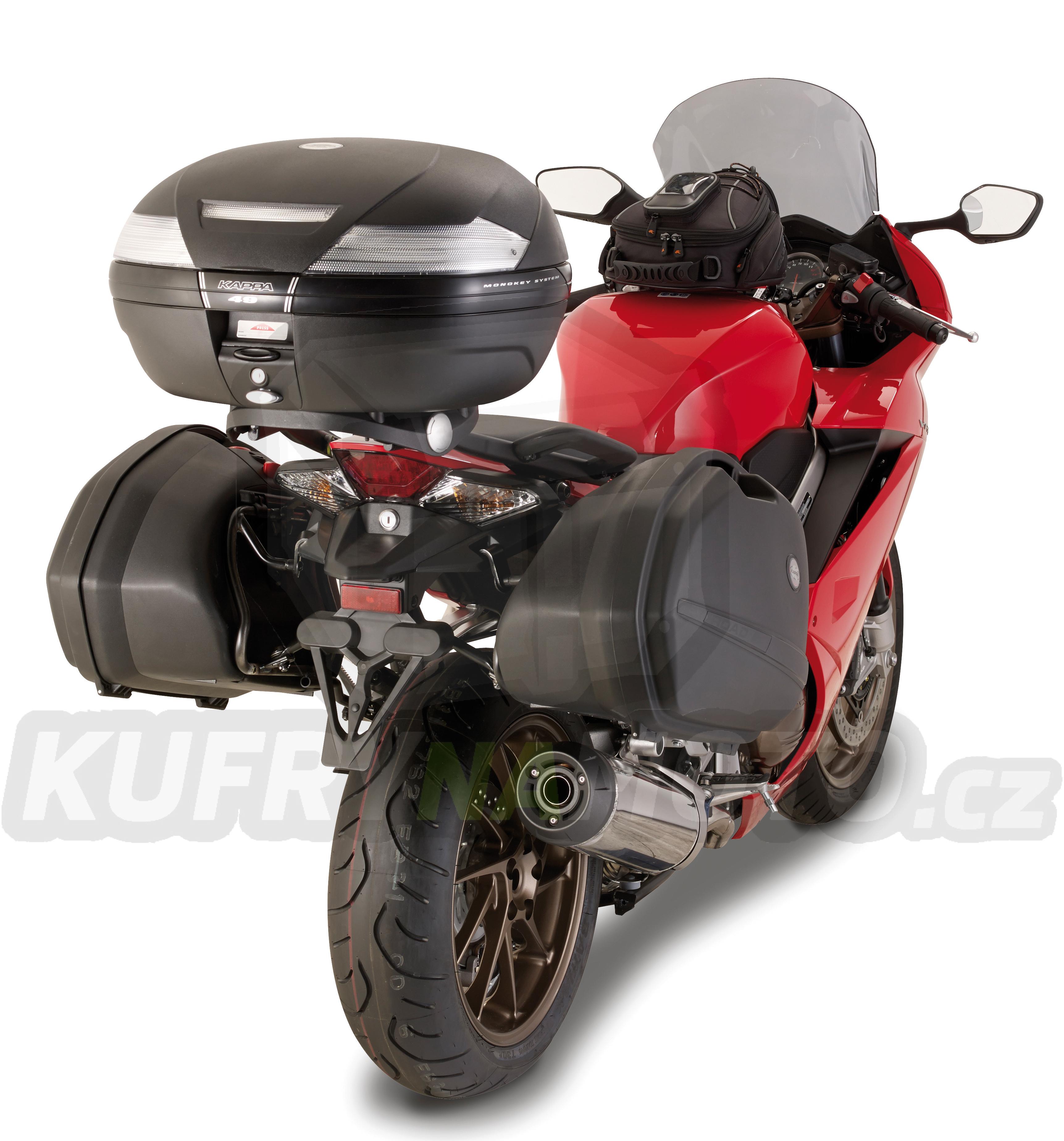 Kit pro montážní sada – nosič kufru Kappa Honda VFR 800 F 2014 – 2017 K2493-1132KIT