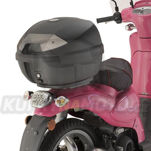 Montážní sada – nosič kufru držák Kappa Aprilia Scarabeo 50 Street 2009 – 2013 K396-KR6705