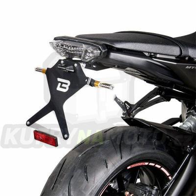 SKLOPNÝ DRŽÁK SPZ Barracuda Yamaha MT - 09 850 2014 – 2016