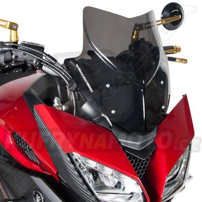 Plexisklo štít AEROSPORT Barracuda Yamaha MT - 09 850 Tracer 2016 – 2017