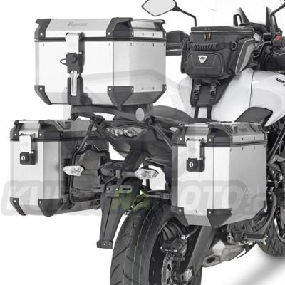 Montážní sada držák – nosič kufru bočních Kappa Kawasaki Versys 650 2015 – 2017 K1041-KL4114