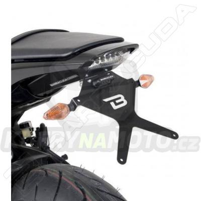 KIT a SKLOPNÝ DRŽÁK SPZ Barracuda Honda CBR 1000 RR 2008 - 2010