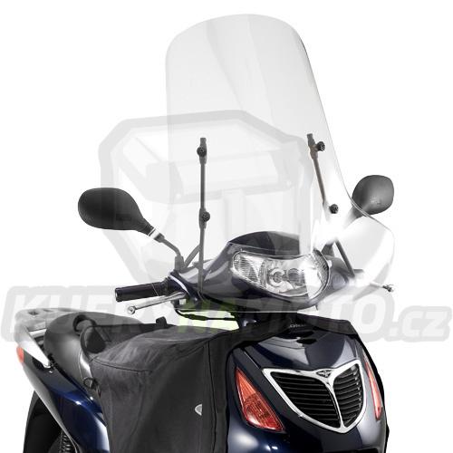 Plexisklo Kappa Honda SH 125 2001 – 2004 K2411-186A