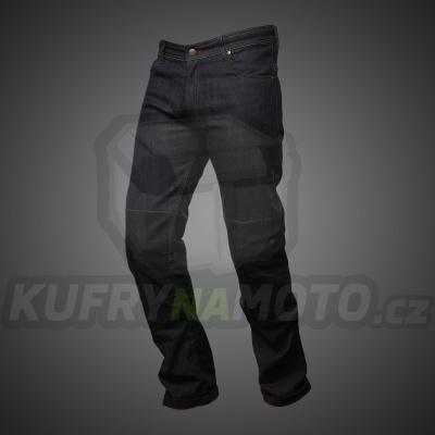 4SR moto kevlar jeans COOL BLACK