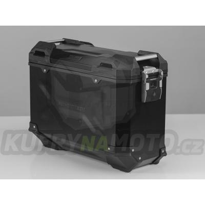 Hliníkový kufr boční TRAX Adventure 37 litrů černý pravý TRAX ADV M SW Motech ALK.00.733.11000R/B