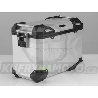 Hliníkový kufr boční TRAX Adventure 45 litrů stříbrný levý TRAX ADV L SW Motech ALK.00.733.10000L/S