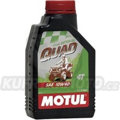 Motul Quad 4T 10W40 1L-MQUAD10401- výprodej