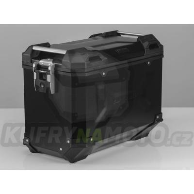 Hliníkový kufr boční TRAX Adventure 45 litrů černý levý TRAX ADV L SW Motech ALK.00.733.10000L/B
