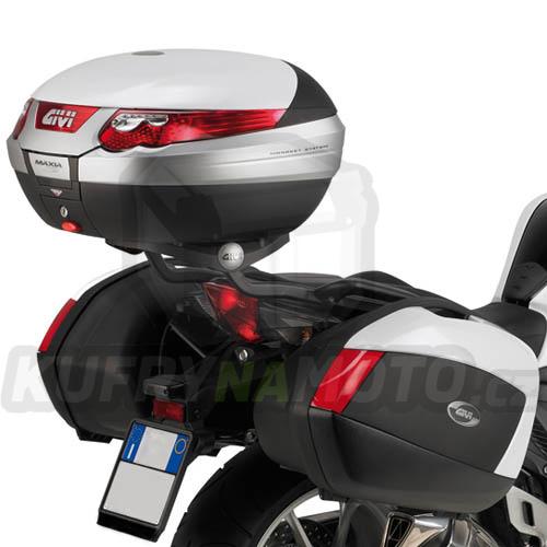 Montážní sada držák – nosič kufru bočních Kappa Honda VFR 1200 F 2010 – 2016 K952-KLX209