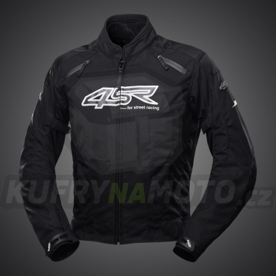 4SR moto bunda DRIFT BLACK