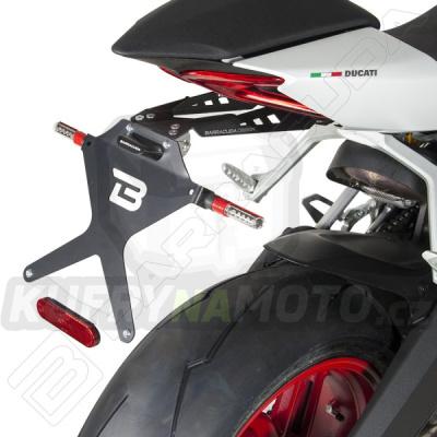 SKLOPNÝ DRŽÁK SPZ Barracuda Ducati 899 Panigale všechny r.v.