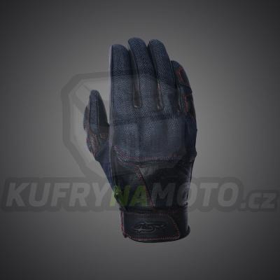 4SR moto rukavice CAFE