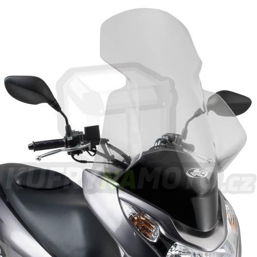 Plexisklo Kappa Honda PCX 125 2010 – 2013 K2309-323DT