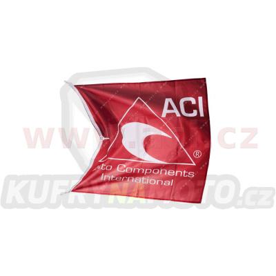 Vlajka ACI - velikost 1 x 1 m