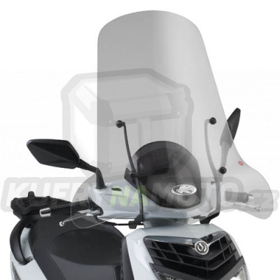 Montážní sada – držák pro plexisklo Kappa SYM HD2 200 2011 – 2016 K2032-A7050A