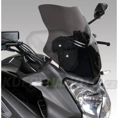 Plexisklo štít AEROSPORT Barracuda Honda NC 750 X 2012 - 2014
