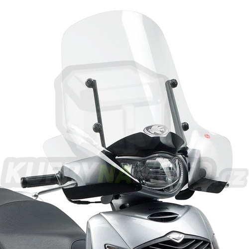 Plexisklo Kappa Honda SH 150 i 2009 – 2012 K2315-313A