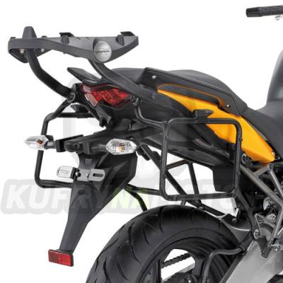 Montážní sada držák – nosič kufru bočních Kappa Kawasaki Versys 650 2010 – 2014 K892-KLXR450